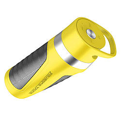 Колонка Bluetooth Wesdar K5 Yellow
