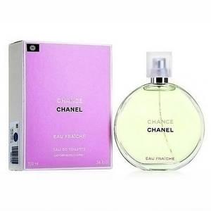Парфюмированная вода женская (духи) Chanel Chance Eau Fraiche 100 мл
