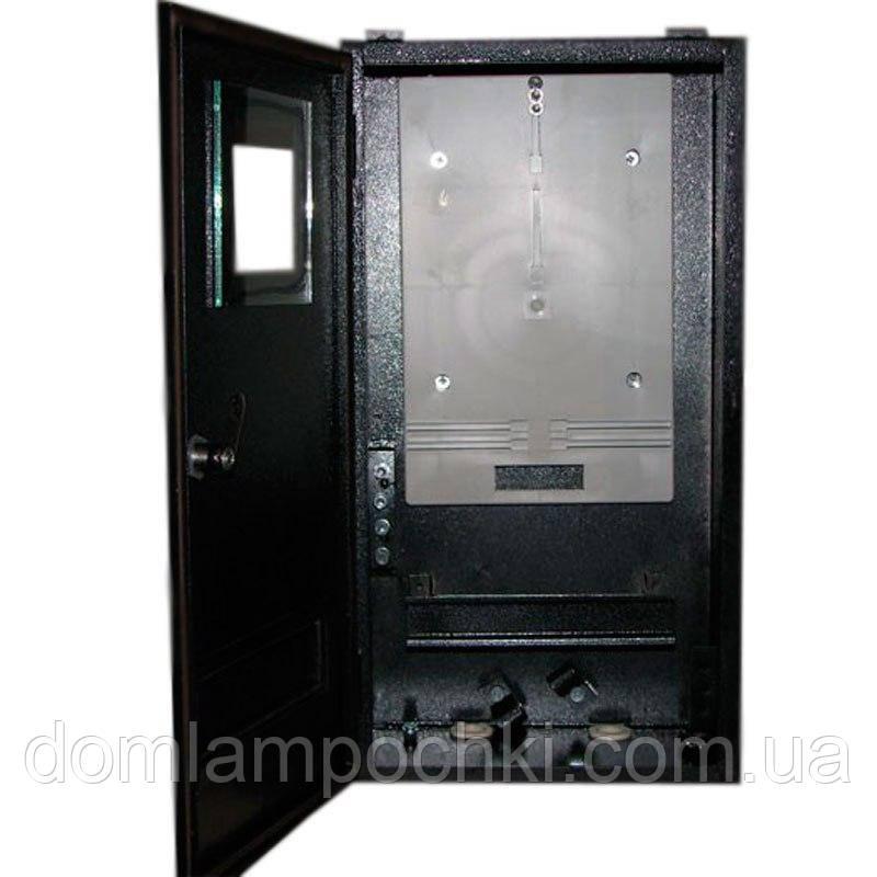 Шкаф уличный под 3-фазный счетчик на 20 автоматов