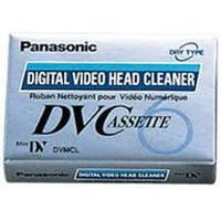 Кассета Mini DV Panasonic чистящая Digital Video Cleaner