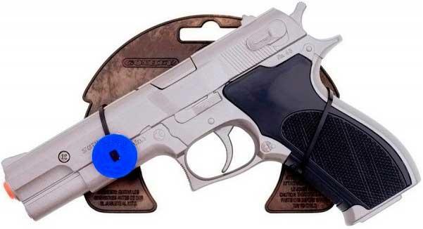 Игровой набор Револьвер Gonher 8 зарядный   3045/0