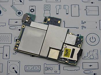 Материнская плата Sony Xperia Z C6602 2\16Gb оригинал с разборки (100% рабочая)