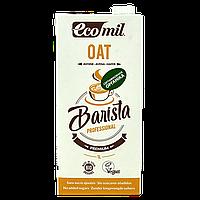 """Молоко """"Ecomil"""" Бариста, растительное из ОВСА, 1л"""