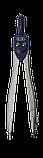 Циркуль в футляре с линейкой, фото 3