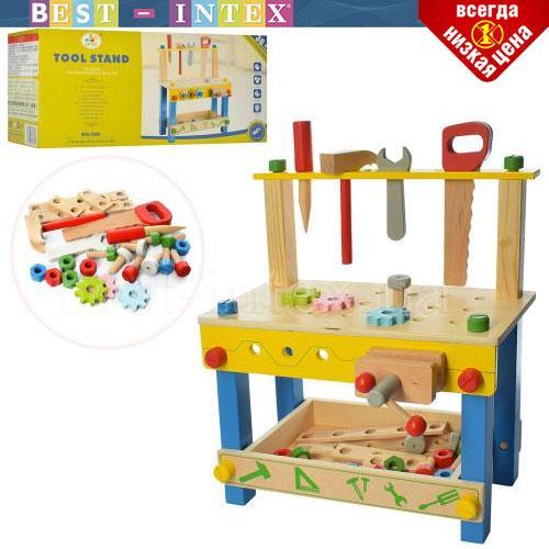 Деревянная игрушка набор инструментов MSN17080