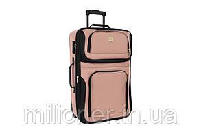 Чемодан Bonro Best небольшой розовый, фото 2