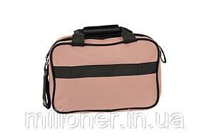 Чемодан Bonro Best небольшой розовый, фото 3