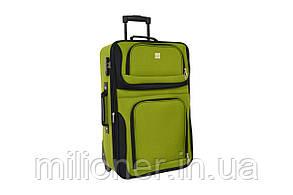 Чемодан Bonro Best небольшой зеленый, фото 2