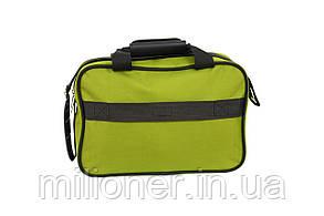 Чемодан Bonro Best небольшой зеленый, фото 3