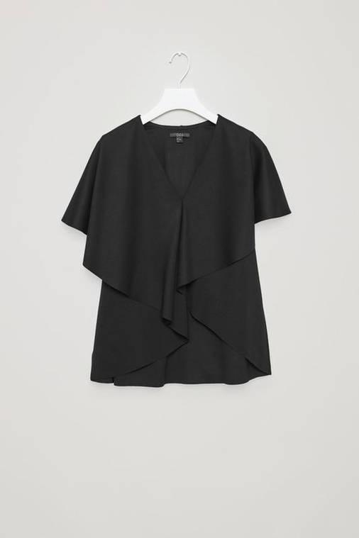 Блуза топ COS ( Eur S // CN 165/88A ), фото 2