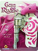 Ігровий набір Пістолет і кобура для дівчаток (рожевий) Gonher 180/2F