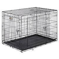 Двух дверная клетка, вольер для собак ferplast DOG-INN 105