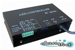 Контролер управління пікселями цифровими світлодіодними