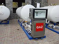 Стационарная заправочная станция газа LPG10H без ГРК
