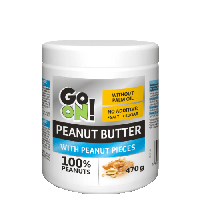 Супер масло Peanut Butter GO ON Nutrition 0.5 кг