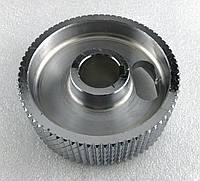 Ролик подающий металлический для четырёхстороннего станка 140X30x50 мм, фото 1