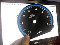 Шкалы приборов Ford Transit, фото 1