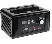 Пуско зарядное устройство 12 / 24v 30a Yato YT-83052