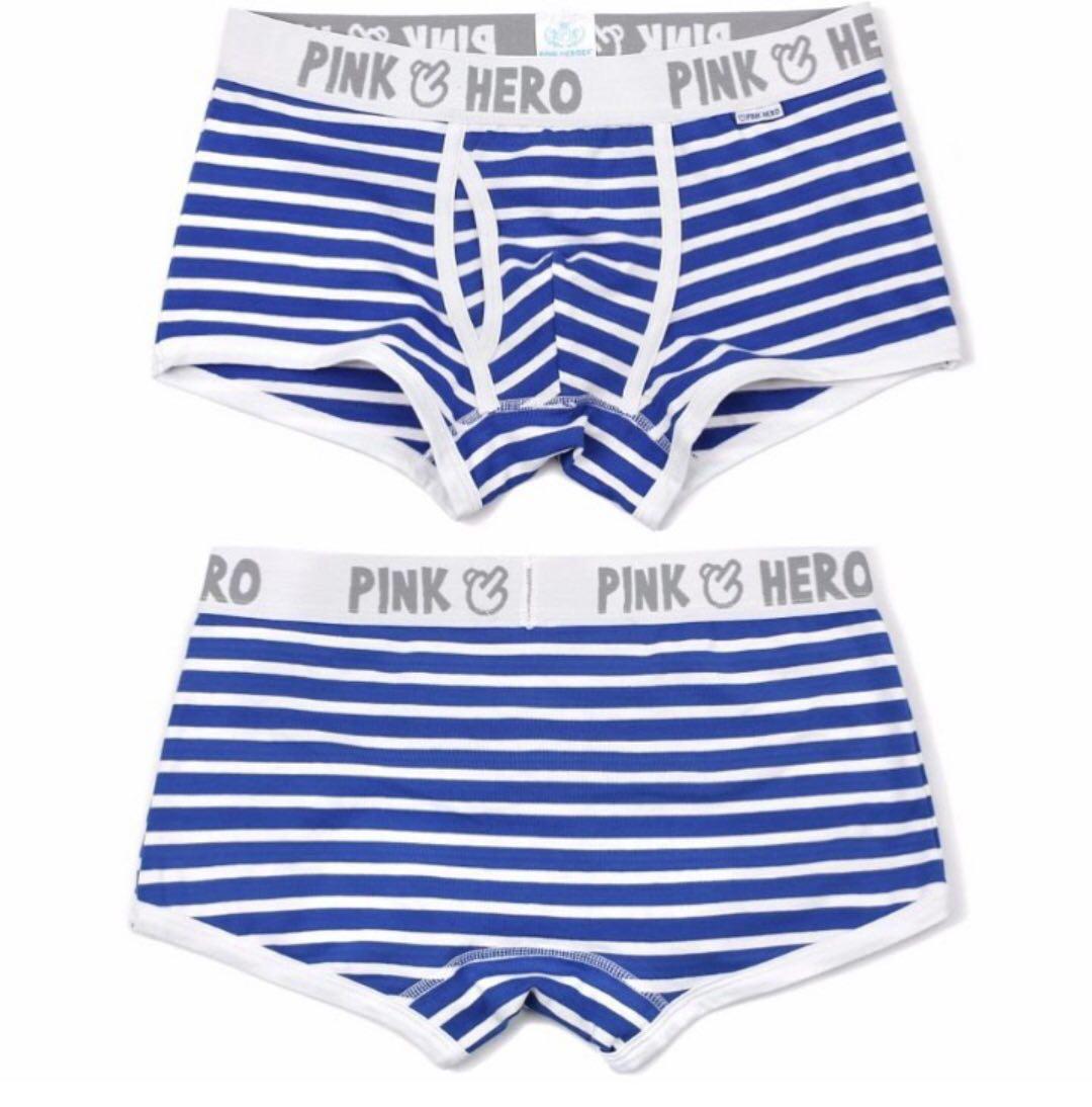 Мужские трусы Pink Hero