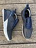 Мужские кроссовки реплика Nike Air Max 270 синие/серые, фото 2