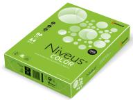 Бумага цветная Niveus интенсив А4/80 500 листов зелёная