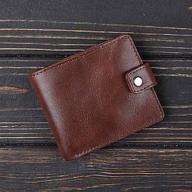Гаманець 1.0 Fisher Gifts VIP каламбия коричневий (шкіра)