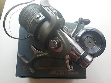 Карповая катушка  Traper Progress PG12000  ( Б/У )