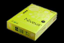 Бумага цветная Niveus неон А4/80 500 листов жёлтая