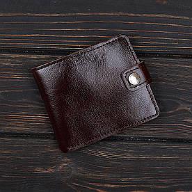 Гаманець 1.0 Fisher Gifts VIP алькор коричневий (шкіра)