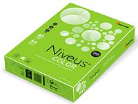 Бумага цветная Niveus неон А4/80 500 листов зелёная