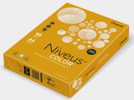 Бумага цветная Niveus неон А4/80 500 листов оранжевая