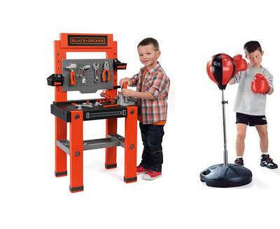 Игровые наборы для мальчика