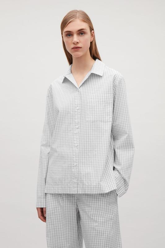 Рубашка пижамная рубашка COS ( Eur XS // CN 160/80A )
