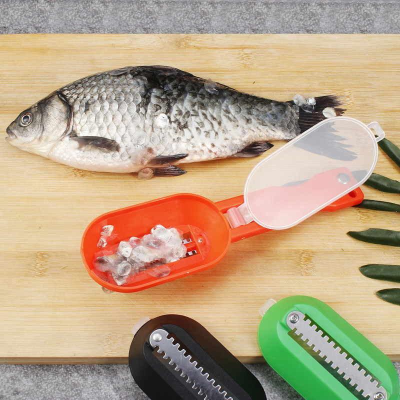 Ð ÑбоÑÐÑÑка | Ðож ÑкÑебок ÐÐ»Ñ ÑÐÑÑкРÑÑÐ±Ñ Fish Scales Wiper Cleaning - ÐнÑеÑнеÑ-маÐ3азÐн