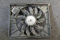 Вентилятор радиатора 850W Mercedes GL 450 V8, X164, 2007
