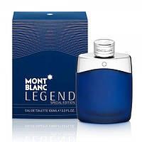 Мужская туалетная вода Mont Blanc Legend Special Edition  (Монт Бланк Легенд Спешл Эдишн)