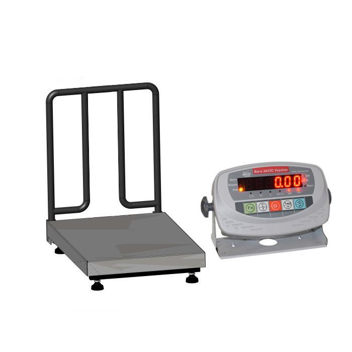 Весы товарные для взвешивания мешков BDU30-0405 M Б