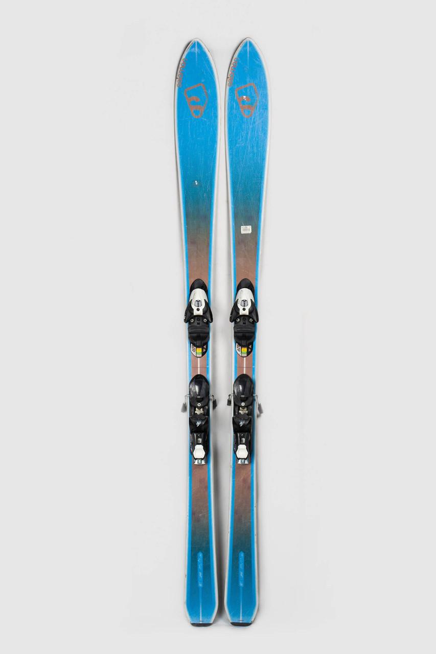 Горные лыжи Salomon BBR Blue 179 Б / У из Австрии!!!!