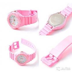 Наручний годинник CASIO LRW-200H, Pink