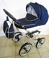 Универсальная многофукциональная детская коляска Adamex Katrina 2 в 1