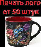 Печать на чашках и кружках, горячая деколь