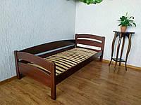 """Детская деревянная кровать из массива натурального дерева """"Марта"""""""