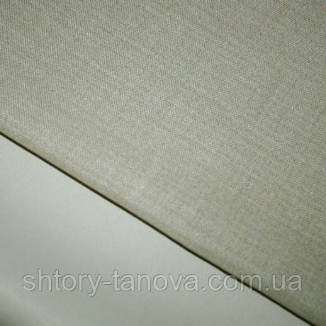 Декор блекаут линара двухсторонний песок