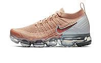 Оригинальные кроссовки Nike Wmns Air Vapormax Flyknit 2 Orange/Gray (ART. 942843-602)