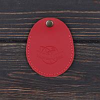 Монетница v.1.0. STANDART красный (кожа)