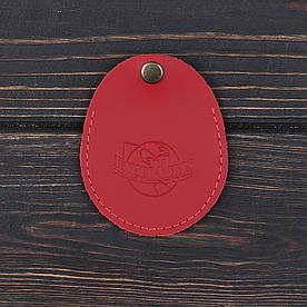Монетница v.1.0. Fisher Gifts STANDART красный (кожа)