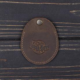 Монетница v.1.0. Fisher Gifts BUSSINES олива 2 (кожа)