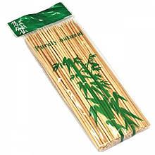 Шпажки бамбуковые 30см,