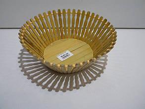 Корзина бамбуковая (990)