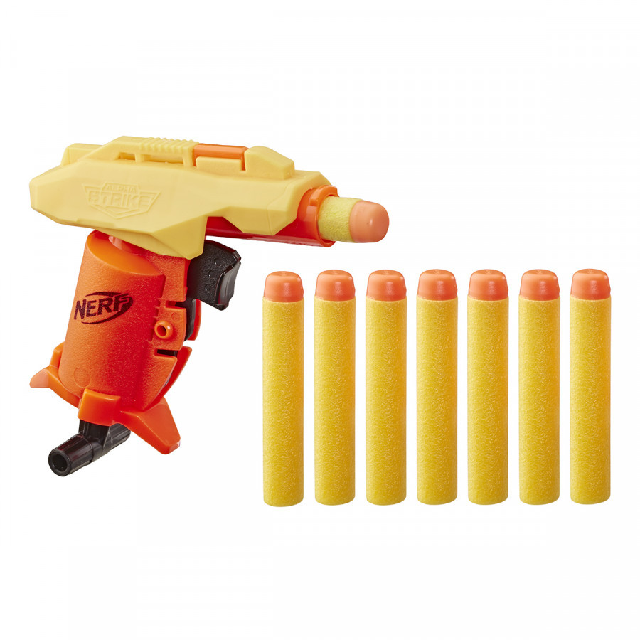 Hasbro Nerf  Нерф Бластер Alpha Strike Stinger SD1       E6972